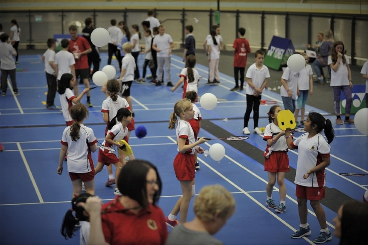 Badminton Shuttle Time