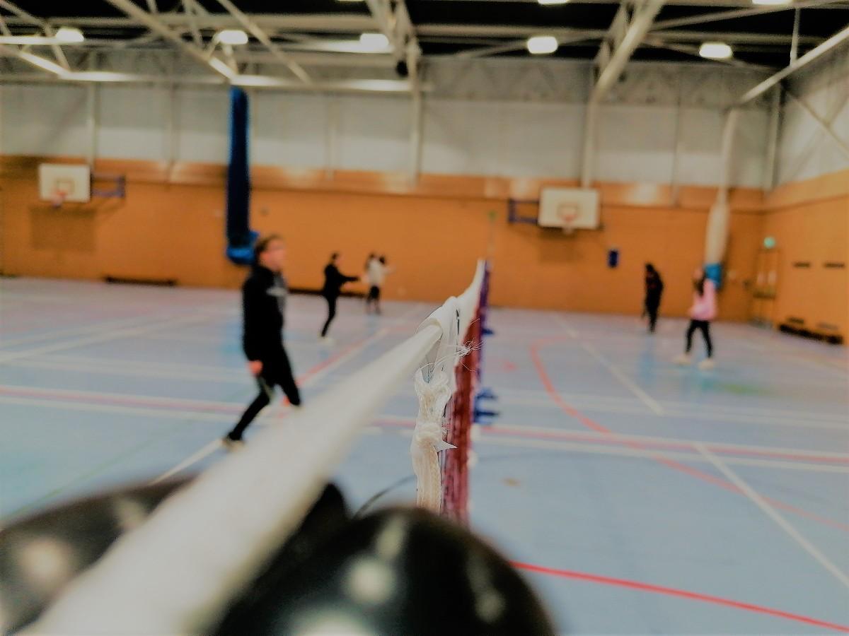 Sunrise Badminton Session - Mindset Coaching