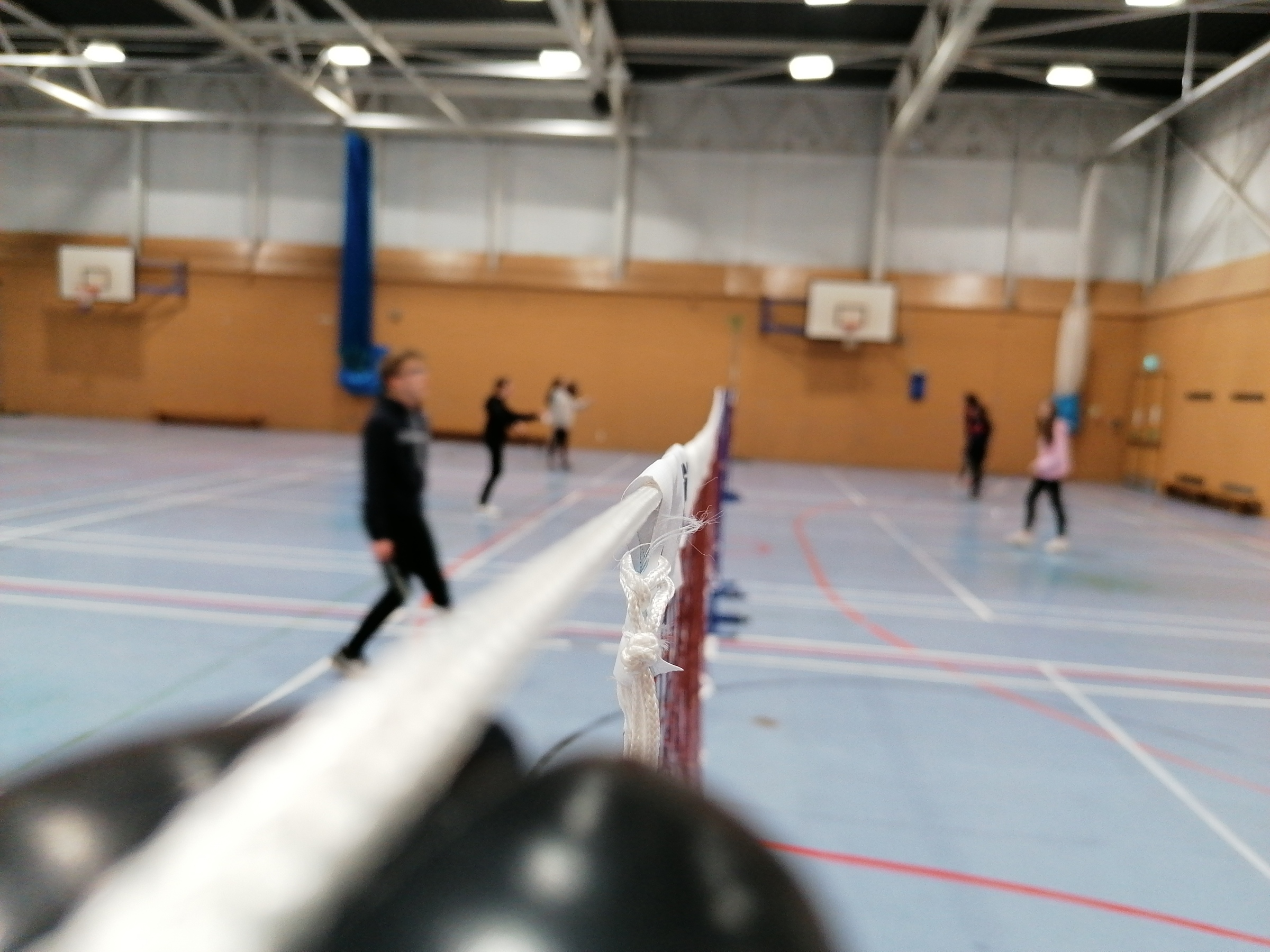 Broomfields Leisure Centre Junior Badminton Session